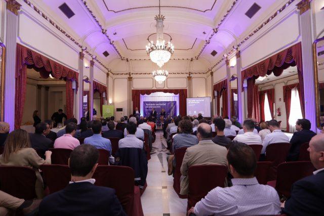 Éxito de asistencia en la Jornada sectorial de elevación en Castelló patrocinada en exclusividad por Nayar Systems