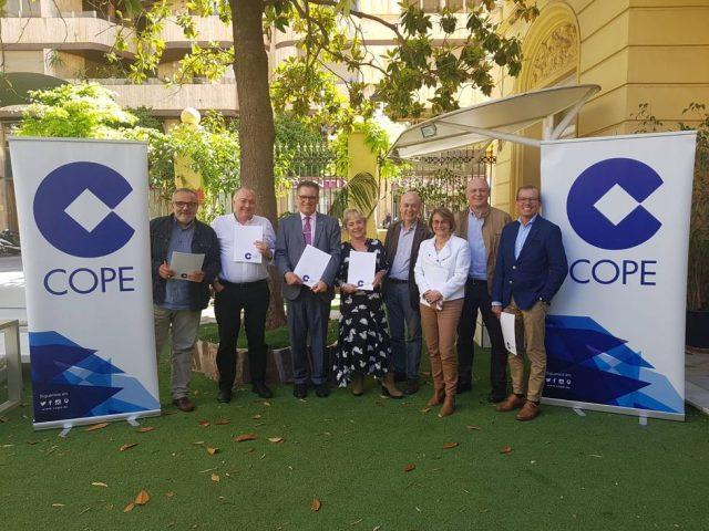 Nayar Systems premiada por COPE Castellón