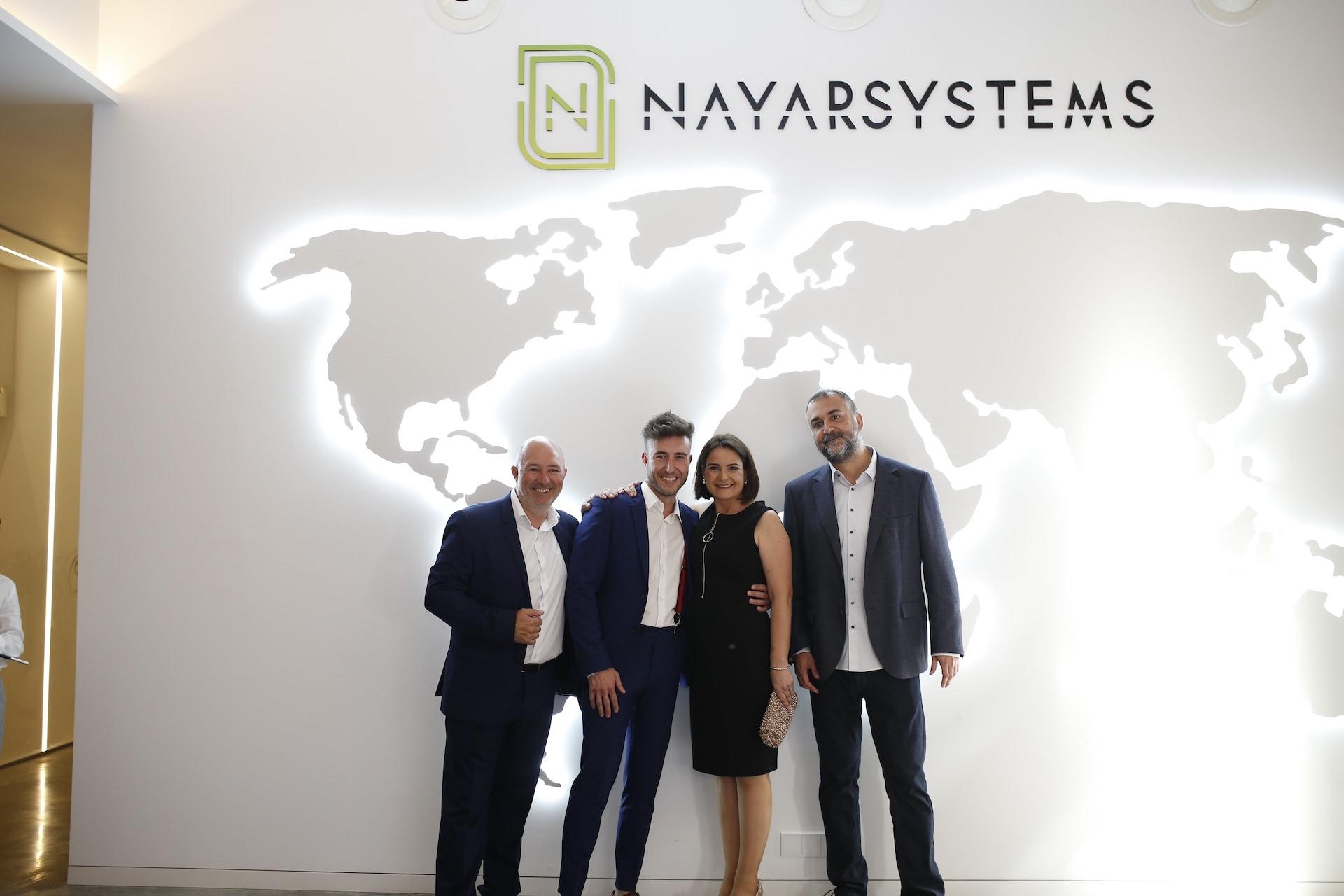 nuevas oficinas de Nayar Systems