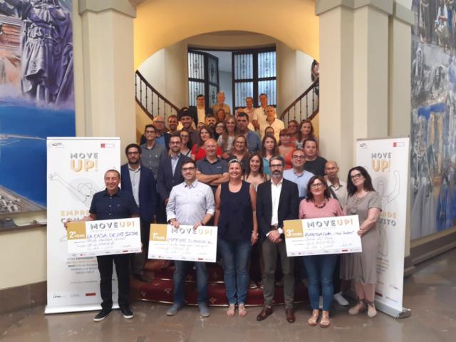 Nayar Systems patrocina la cuarta edición de MOVE UP! apostando por el talento emprendedor de Castellón