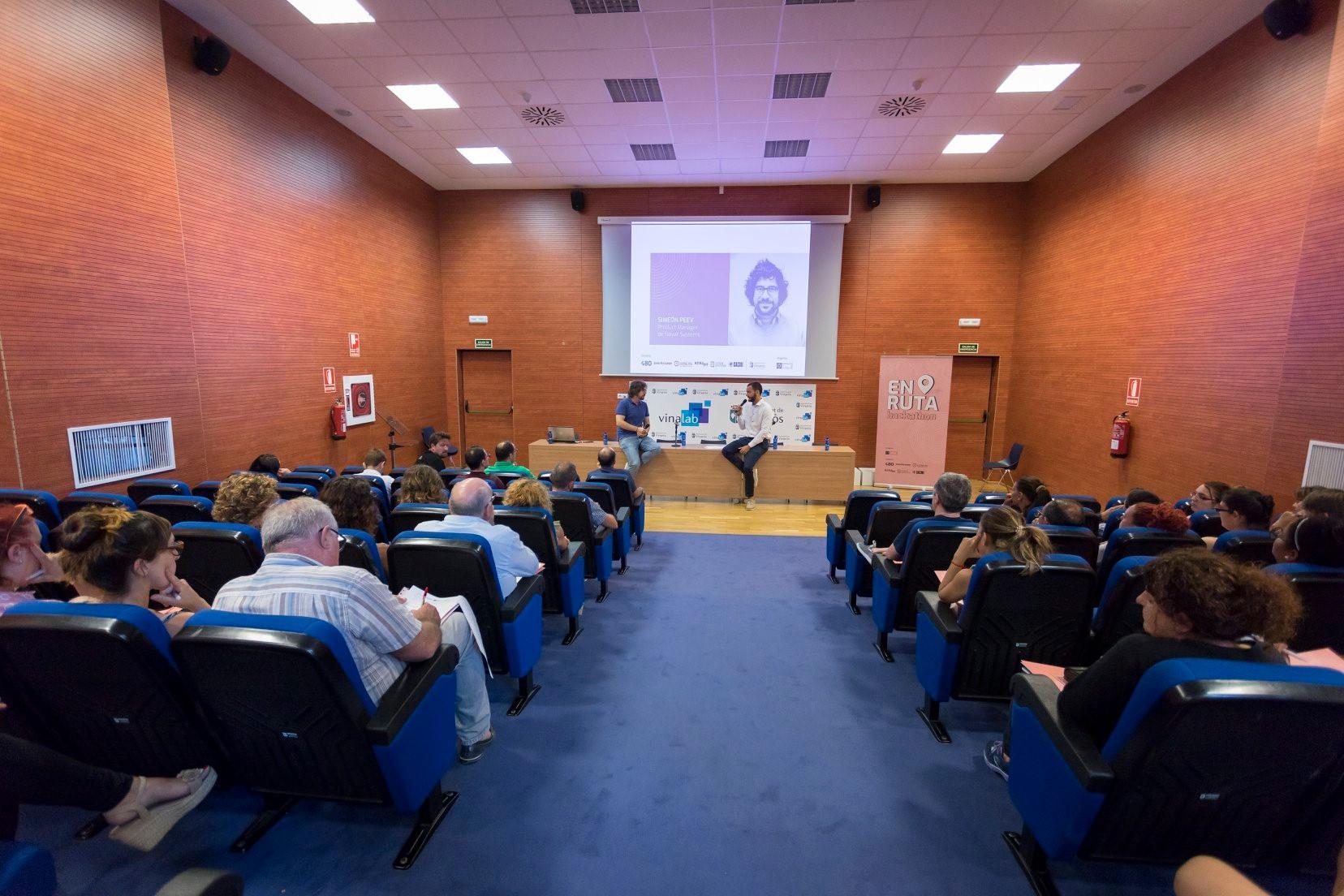 Hackathon en Ruta