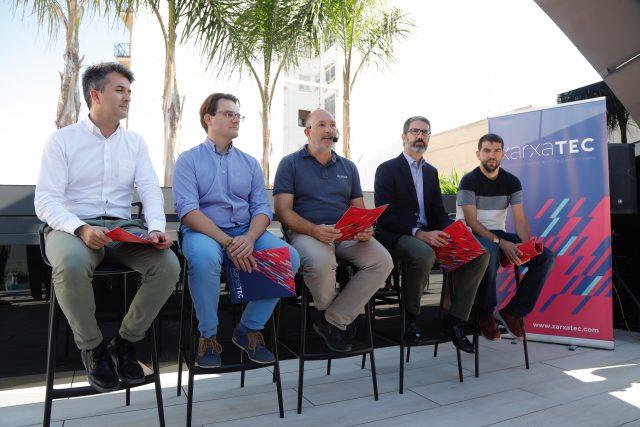 Las empresas tecnológicas de Castellón suman  fuerzas en Xarxatec para desarrollar talento y  favorecer el emprendimiento