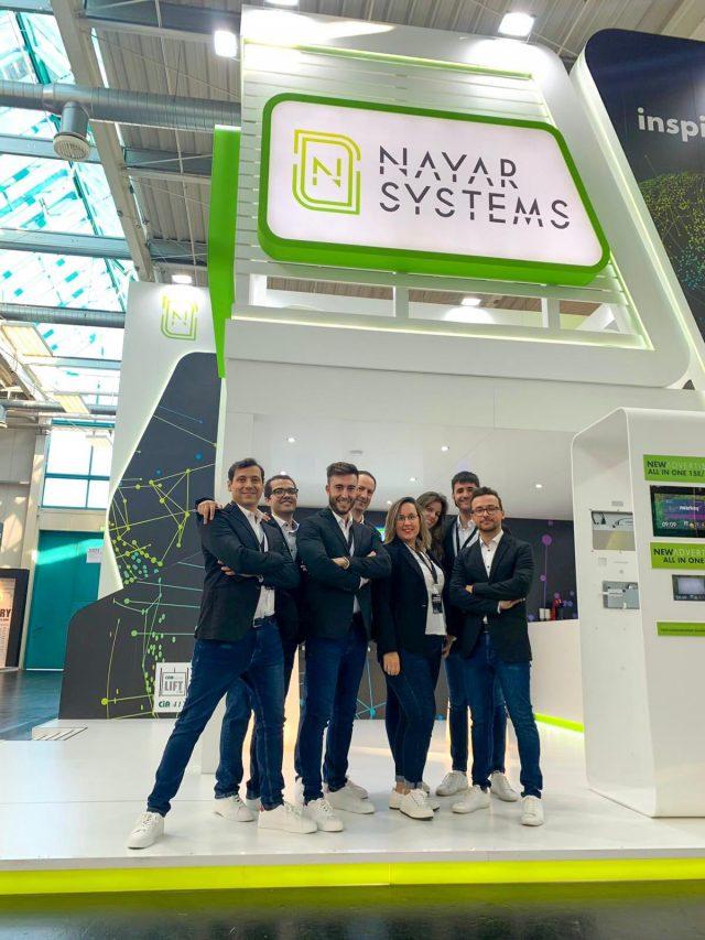 Nayar Systems inspira con su tecnología en Interlift 2019