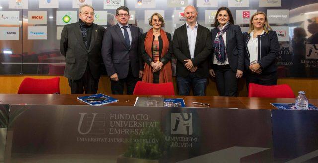 Nayar Systems se incorpora al Patronato de la Fundación Universitat Jaume I-Empresa