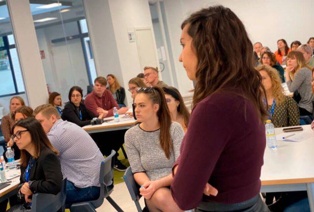 Nayar Systems participa en el workshop CRE8® Europe, en la Universitat Jaume I de Castelló