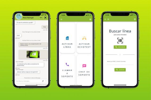 Nayar Systems mejora la usabilidad de su app para su firma más veterana: 72horas