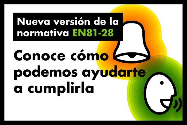Nueva versión de la normativa EN81-28. Nayar Systems te ayuda a cumplirla.