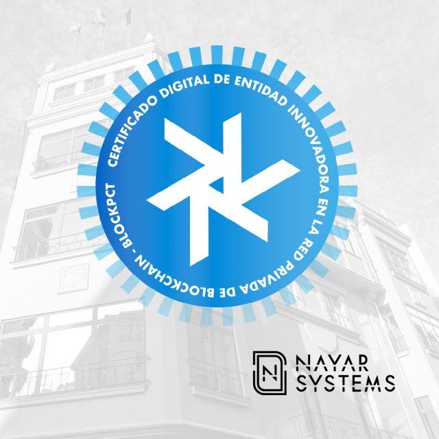 Nayar Systems consigue el Certificado de Empresa Innovadora Nacional otorgado por la Asociación de Parques Científicos y Tecnológicos de España (APTE)