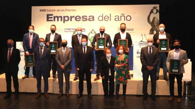 Nayar Systems, galardonada en la XXIII edición de los Premios Empresa del Año 2019 en la categoría Iniciativa – Expansión