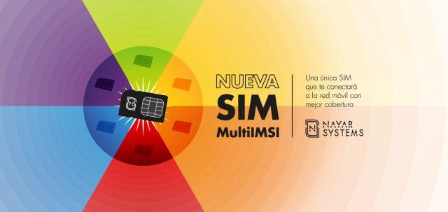 Nayar Systems lanza la tarjeta SIM Multi IMSI, la soluciónque garantiza la mejor cobertura móvil y esquiva fallos de red