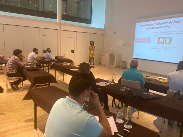 Nayar Systems reúne en Antequera a sus clientes de la zona sur