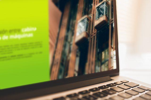 Nayar Systems mejora la experiencia de usuario de su web corporativa